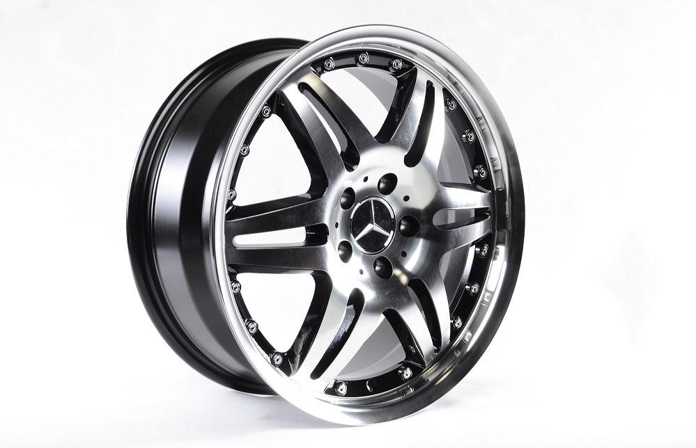 Staggered Rims Mercedes Benz E320 E350 E550 S600 C350 S350 S430 Wheels