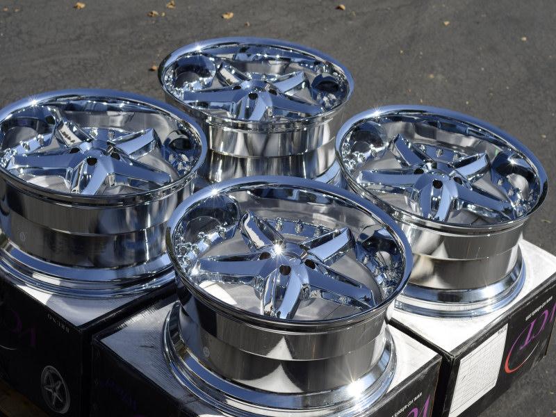 Wheels Dodge Challenger Charger Magnum Chrysler Alloy New Rims