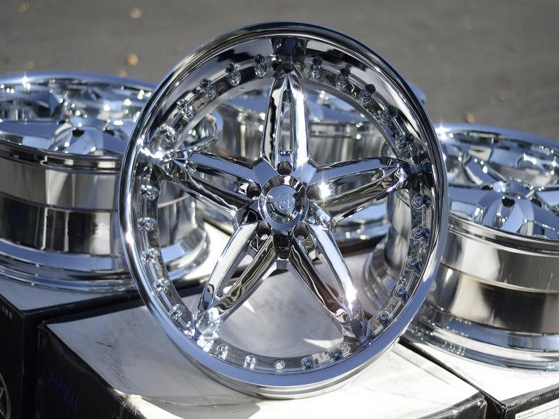 VCT Wheels Dodge Challenger Charger Magnum Chrysler 300 Rims