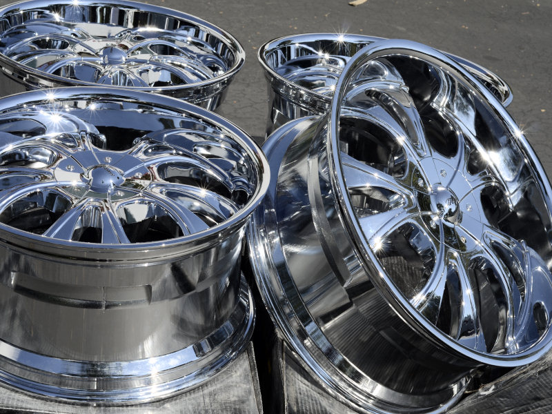 Chrome Wheels BMW x5 x6 Camaro Land Range Rover Discovery Rims